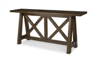 Small Tierra Console Table Product Image