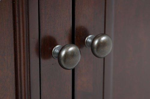 Avignon Birch Cherry Door Nightstand