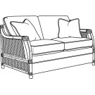 Roselle Loveseat Product Image