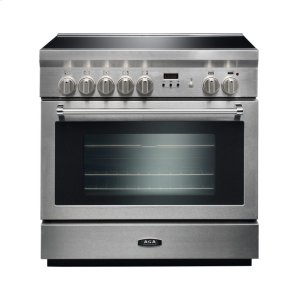 AGAAGA Professional 36 Induction Stainless Steel with Chrome trim