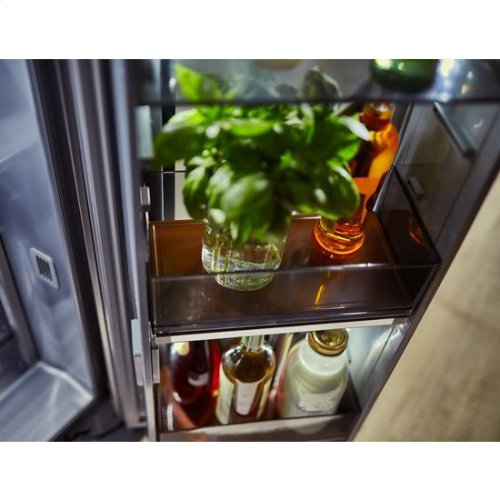 KitchenAid® 23.5 cu. ft. 36 - PrintShield Stainless