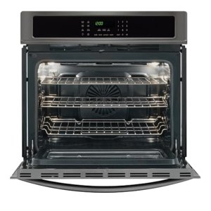 GREAT DEAL - BIG SAVINGS / Frigidaire Gallery 30'' Single Electric Wall Oven / BLACK STAINLESS STEEL /  BRAND NEW FULL WARRANTY - Making room for new models...