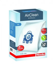 AirClean 3D Efficiency FilterBags Type GN
