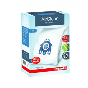 MieleAirClean 3D Efficiency FilterBags Type GN