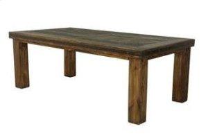 6' Laguna Table W/Reclaimed Wood