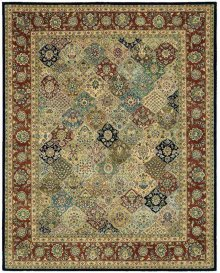 Nourison 2000 2101 Mtc Rectangle Rug 7'9'' X 9'9''