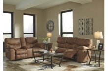 3380288 Bark Reclining Sofa and Loveseat (Boxberg)
