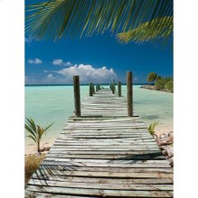 It Doesn't Get Any Better Outdoor Canvas Art