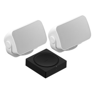SonosBlack- Outdoor Set