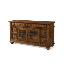 436-070 CONS Southern Pines Console for stationary