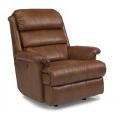 Yukon Leather Power Recliner