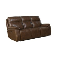 Micah Chestnut Sofa