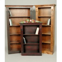 """#006 Large Colonial Bookcase 42""""wx14.5""""dx74""""h"""
