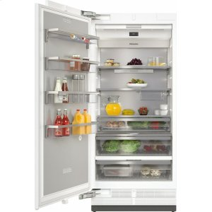 MieleK 2911 Vi MasterCool refrigerator For high-end design and technology on a large scale.