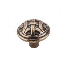 Celtic Large Knob 1 1/4 Inch - German Bronze