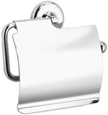 Chrome Plate Paper holder with cover
