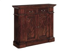Benjamin Cabinet w/ Diamond Top