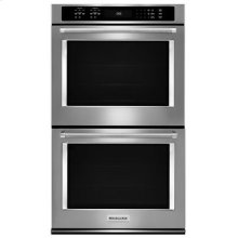 "30"" Double Wall Oven with Even-Heat True Convection - Stainless Steel***FLOOR MODEL CLOSEOUT PRICING***"