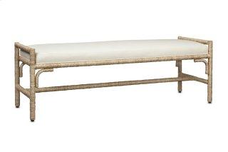 Olisa Bench - 18.5h x 53w x 18d