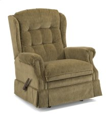Hartford Fabric Swivel Gliding Recliner