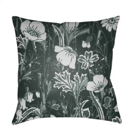 """Chinoiserie Floral CF-031 22"""" x 22"""""""
