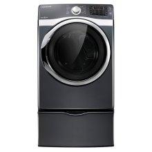 7.5 cu. ft. Capacity Gas Steam Dryer (Onyx)