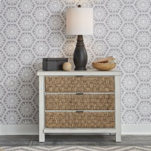 LIBERTY FURNITURE INDUSTRIES3 Drawer Accent Night Stand