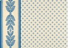 Bantry - Dresden Blue on White 0105/0003 Product Image