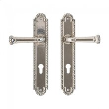 """Corbel Arched Multi-Point Entry Set - 2"""" x 11"""" Silicon Bronze Brushed"""