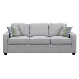 Brownswood Transitional Ash Sofa