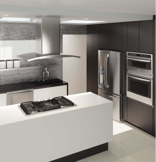 """GE Profile™ Series 36"""" Built-In Gas Cooktop- Out of Carton"""