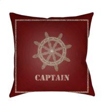 "Captain LAKE-004 20"" x 20"""