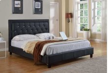 7518 Black California King Bed