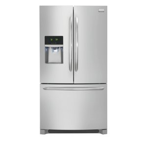 Gallery 21.9 Cu. Ft. Counter-Depth French Door Refrigerator - STAINLESS STEEL