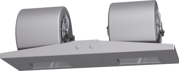 1000 CFM Internal Blower VTN1030N