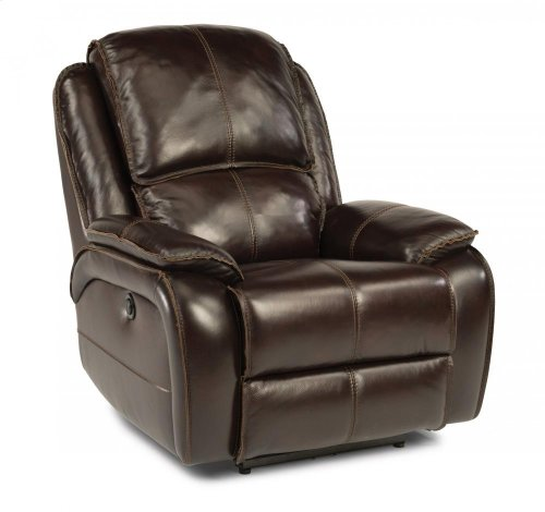 Avery Leather Power Recliner
