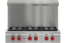 "36"" x 20"" Sealed Burner Rangetop Riser with Shelf"