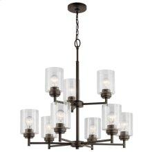 Winslow 9 Light Chandelier Olde Bronze®