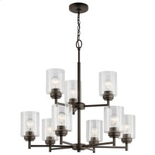 Winslow 9 Light Chandelier Olde Bronze®