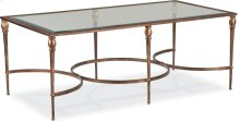 Stiletto Rectangular Cocktail Table