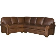 Bianca LAF One Arm Loveseat, Bianca Corner Chair, Bianca RAF One Arm Sofa