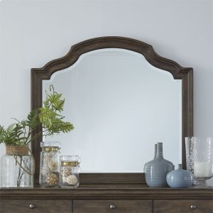 Liberty Furniture IndustriesScalloped Mirror