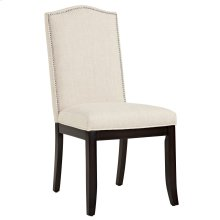 Jazz Side Chair in Beige, 2pk