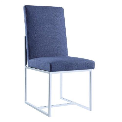 Jackson Modern Blue Dining Chair