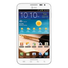 Samsung Galaxy Note (AT&T), Ceramic White