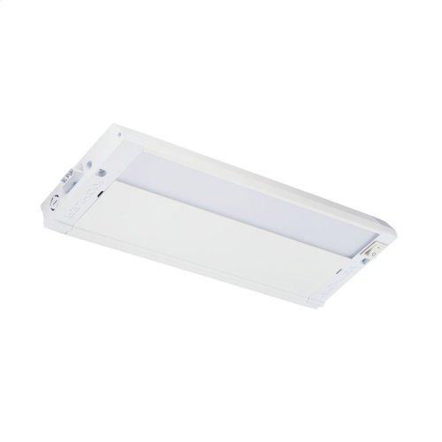 "4U 12"" 2700K LED Under Cabinet Textured White"