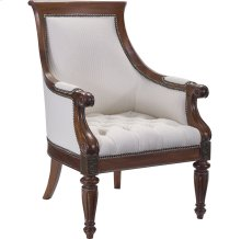 Ernest Hemingway ® Anson Chair (Fabric)