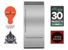 """BLUESTAR 36"""" Built-In Refrigerator - FLOOR MODEL"""