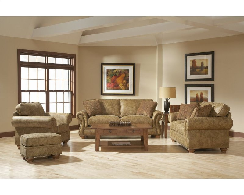50541 In By Broyhill Furniture In Malone Ny Cambridge Loveseat