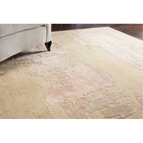 Christopher Guy Wool & Silk Collection Cgs05 Shale/dusky Rose